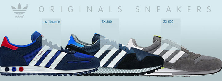 adidas Originals News Herbst Winter 2011