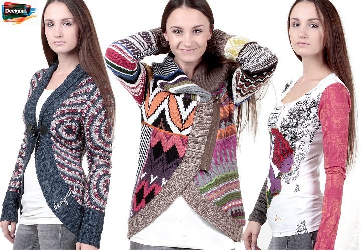 "Die neue desigual ""Dream Collection"" ist da!"
