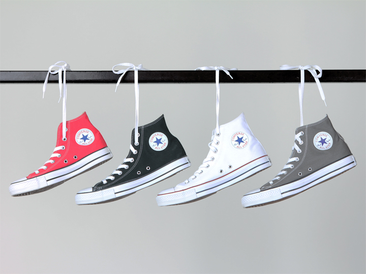 Converse Chucks All Star Hi Colours
