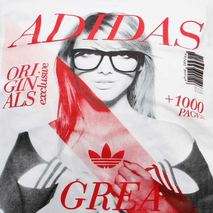 adidas Originals T-Shirt News Herbst 2013