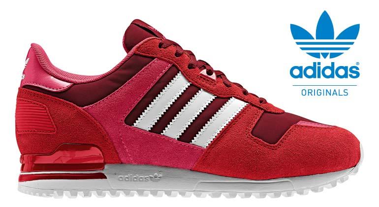 Adidas Zx 700 Damen Rot