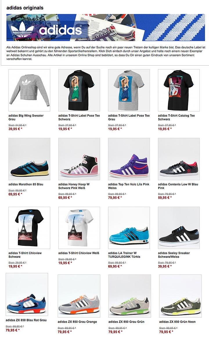 adidas Originals Winter Sale