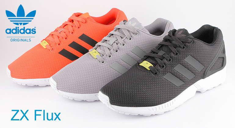 adidas Basic ZX Flux Torsion Pack