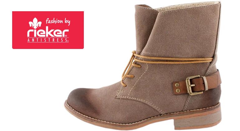 Rieker Vintage Boot
