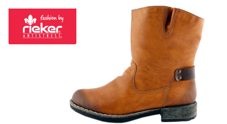 Modischer Rieker Winter Boot