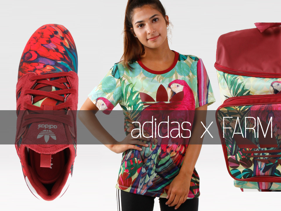 adidas X Farm Kollektion