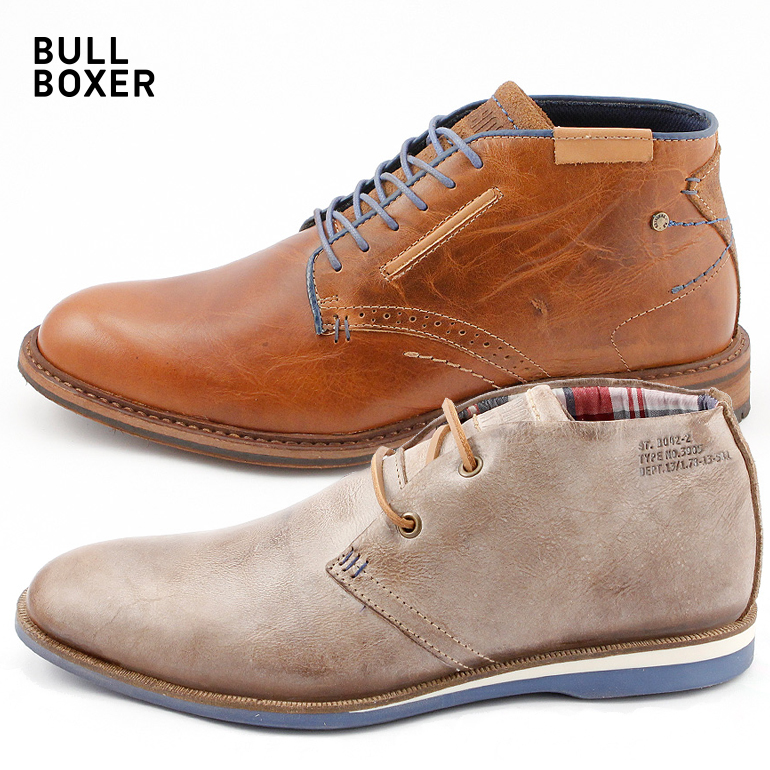 Bullboxer Shoe News for Men