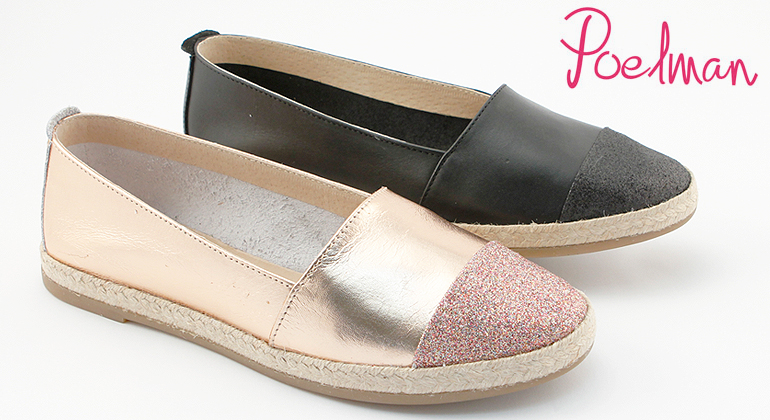 Hot Ice Espadrilles Leder