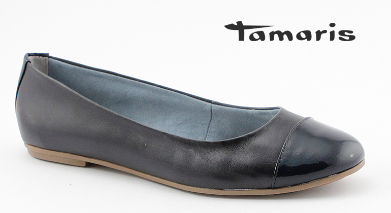 Tamaris Ballerina Navy